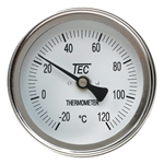 Every Angle Bimetal Thermometers