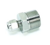 Stainless Steel Male Connectors NPT